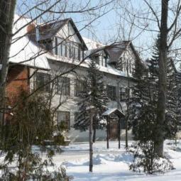 Téli képek az iskoláról